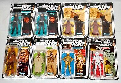 Hasbro Star Wars Black Series 40th Anniversary Wave 2 Six Inch Case of 8