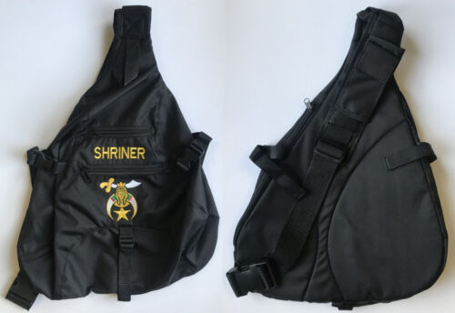 Shriner Shoulder Sling Backpack (SHBKPC-100)