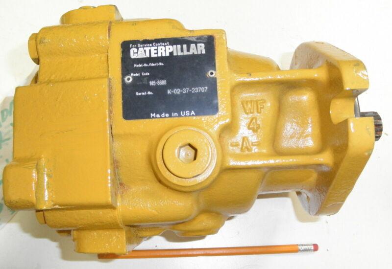 Cat 145-8688 Hydraulic Motor Fits Roller Vibrator Caterpillar 2540-01-473-2304