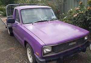 1982 Mazda B1800 Other Dunolly Central Goldfields Preview