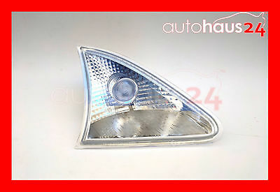 Front Lamp - MERCEDES R350 POSITION LIGHT RIGHT FRONT CLEAR PARKING LAMP LENS NEW GENUINE OEM