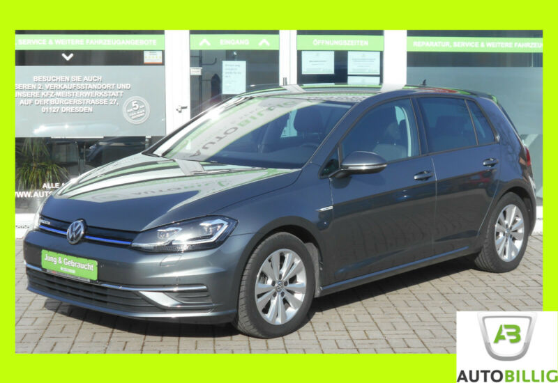VW Golf VII Lim. BlueMotion ACC|LED|SHZG|Gar.