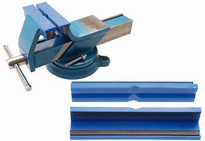 BGS 3046  Kunststoff Schutzbacken 125mm Magnetisch für Schraubstock  2 Teilig