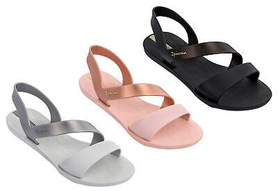 Ipanema Ladies Vibe Sandal 21, Summer Sandal, 100% Recyclable & Vegan-Friendly