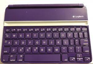 iPad Mini Logitech Bluetooth Keyboard