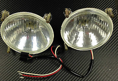 Massey Ferguson Tractor 135165175240 Head Lamp Units Rh Lh