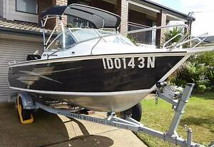 2008 Savage Bay Cruiser 5M Runabout Carlingford The Hills District Preview