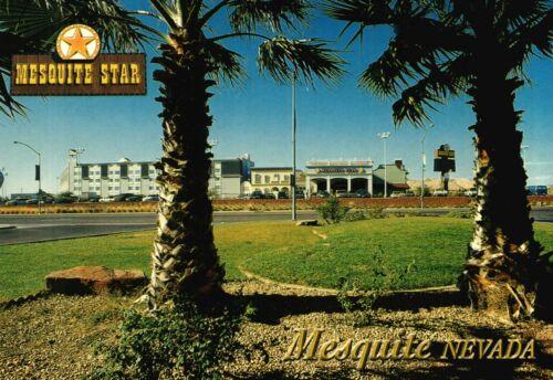 Casino Postcard  --  The Mesquite Star Hotel & Casino  --  Mesquite, Nevada