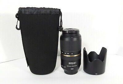 Tamron SP 70-300mm f/4-5.6 Di VC USD Lens Canon A005•XLNT COND- MINT GLASS