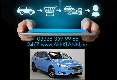 Ford Focus 1.5 150 PS EcoBoost Turnier Titanium Navi