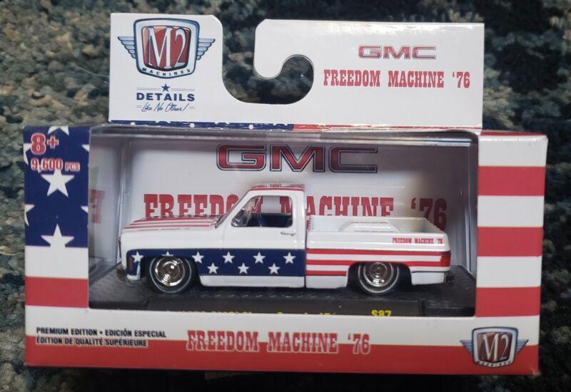 M2 Machines O'reilly EXCLUSIVE FREEDOM MACHINE '76 TRUCK