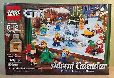 LEGO City Advent Calendar 2017 (60155) NIB