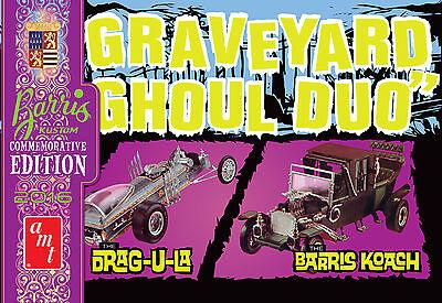 AMT 1:25 Graveyard Ghoul Duo Commemorative Model Set AMT1017