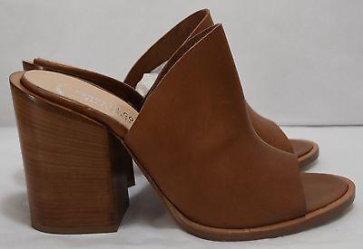 Kenneth Cole Black Label Allena Open Toe Heel  Women S Shoes  Cuoio  275
