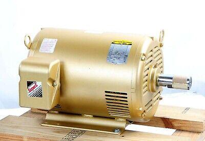 New M15b 102355861-001 Baldor Super-e Electric Motor 15hp 190380 50hz 3ph