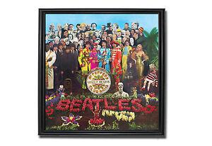 7 inch Album Frame Wall Display Vinyl LP Record Cover Sleeve Pop Wall Art Music