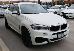 2016 BMW X6 xDrive35i M PERFORMANCE POWER PKG