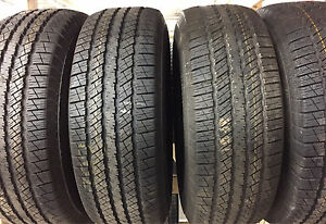 Brand new goodyear wrangler tires and rims 265/70r17 700obo