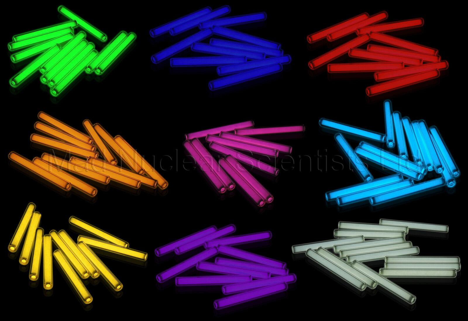 Tritium Lamp, Vial, Tube, Capsule, Trigalight - 11mm x 3 mm - Glow in the Dark