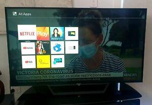 Sony Bravia Smart TV 55 inch