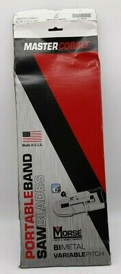 Morse Zwep442024mcgr Portable Band Saw Blade