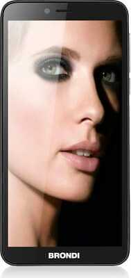 """Brondi 850 4G - Smartphone DUAL SIM 5"""" Touch 13 Mpx Bluetooth Wifi Android Nero"""