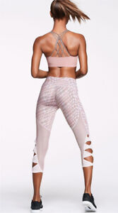 Victoria's Secret Knockout Capri Pants