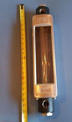 Fischer Porter Flow Meter Rotameter Model 10a1735z