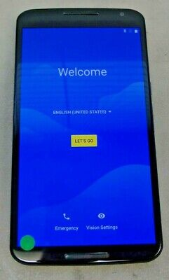 Motorola Nexus 6 - 32 GB - Midnight Blue (Unlocked)
