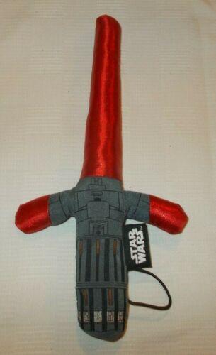Build A Bear Star Wars Kylo Ren Red Light Up Lightsaber Wristlet Non Working