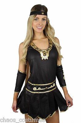STOCK CLEARANCE  Xena Gladiator Warrior Princess Roman Spartan 300 Costume  - Xena Princess Warrior Costume
