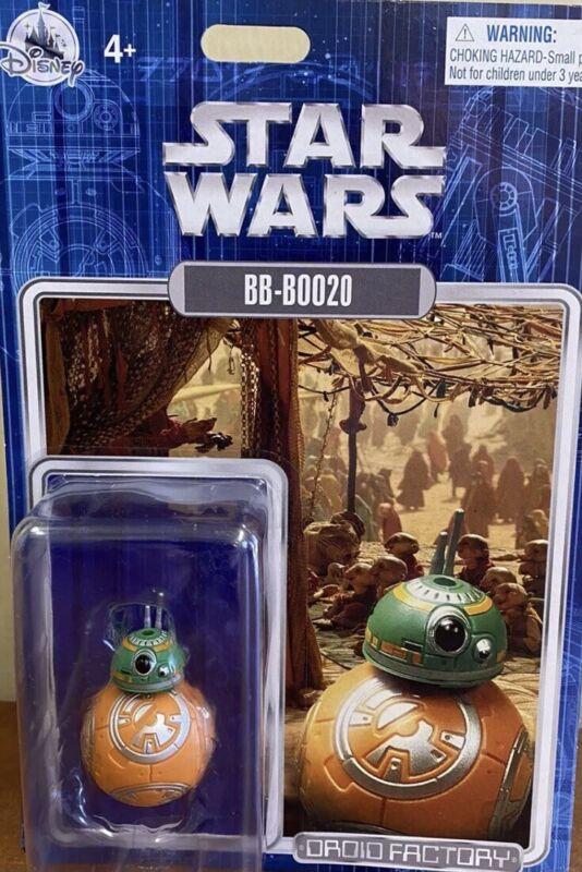 Star Wars BB-B0020 Halloween Droid Factory Disney Parks BB-BOO20
