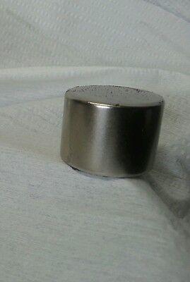 N35 Neodymium Magnet Dia 34 X 34 Ndfeb Rare Earth Disc Magnet 4-piece