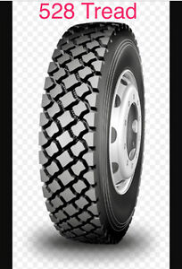 New LongMarch Semi Tires 11r22.5 11r24.5
