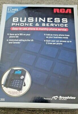 Rca Ip120s Business Service Phone