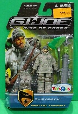 Shipwreck Arctic Threat G.I. Joe The Rise of Cobra Movie 4