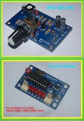 BFO SSB Adapter Shortwave Radio Frequencies Marker Generator