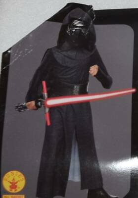 RUBIES DISNEY KYLO REN STAR WARS COPLAY COSTUME CHILD Size MEDIUM 8-10 NWT