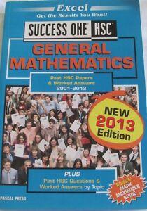 25+ HSC Maths Past Paper Master List