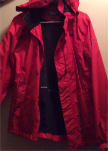 Men's rain jacket (size: M)