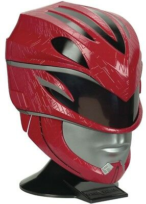 Buste Casque Power Rangers Red Ranger Helmet Legacy Collection Neuf