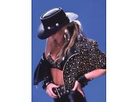 24 inch X 36 inch 04 80/'s Vintage Eighties Art Photo Poster LITA FORD