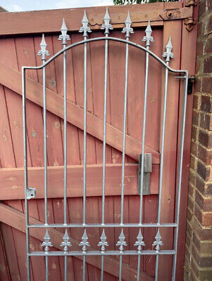 Wrought Iron Side Gate - 2 Available