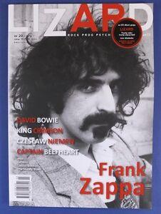 FRANK ZAPPA Captain Beefheart,D.Bowie,Niemen,Genesis,Moody Blues,King Crimson - <span itemprop=availableAtOrFrom>europe, Polska</span> - Zwroty są przyjmowane - europe, Polska