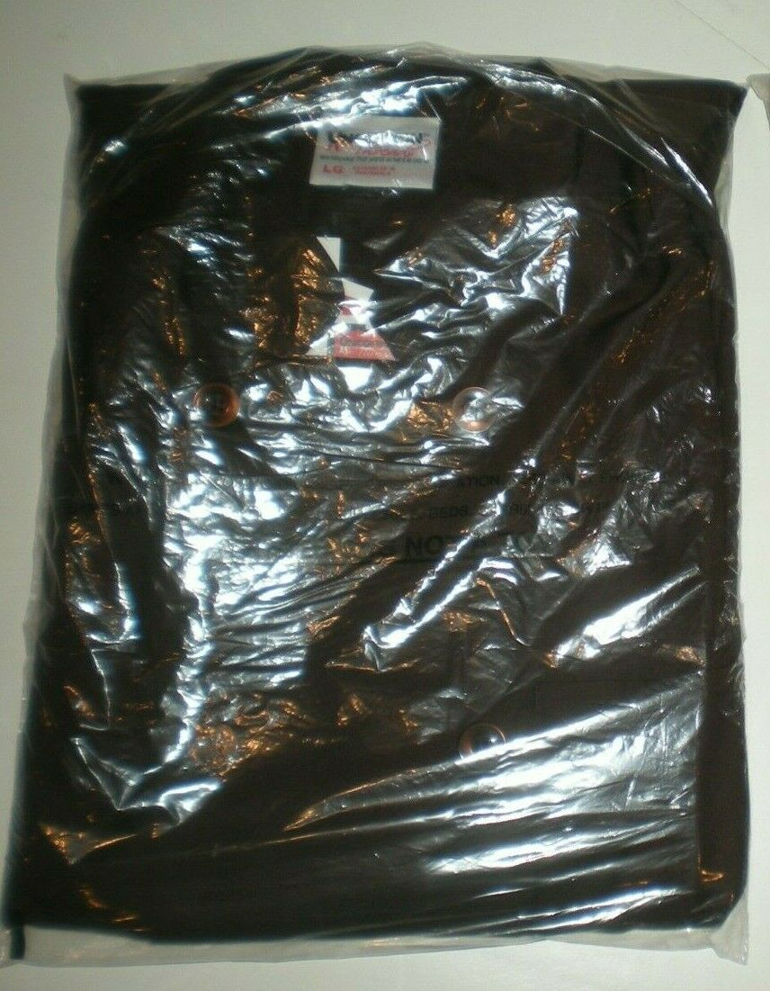 Uncommon Threads Chef Coat Brown Large