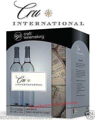 Rj Spagnols Cru International California Chardonnay Wine ...