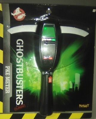 GHOSTBUSTERS - PKE Meter (Lights And Sound) Spirit Halloween GLOBAL SHIPPING