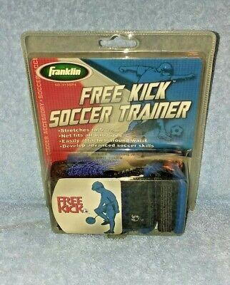FRANKLIN FREE KICK 5' Soccer Trainer Kit - Play Better Soccer- Improve