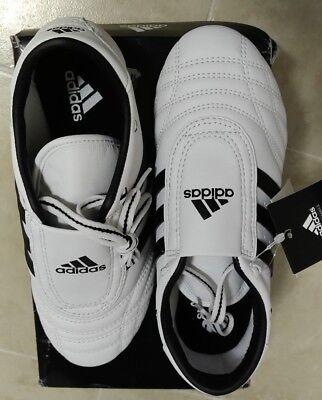 3047b7aeb Adidas Martial Arts Taekwondo Karate MMA TKD ADI-SM II Shoes US 6.5 EU 39  1/3