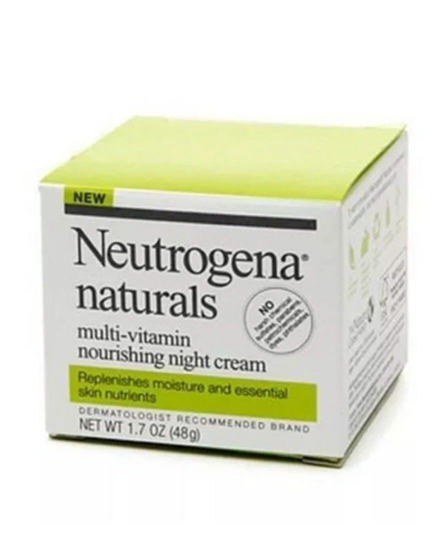 Neutrogena Naturals Multi-Vitamin Moisturizing & Nourishing